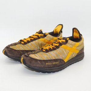 Vintage Ralph Lauren PoloSport  X-67 Suede Sneaker